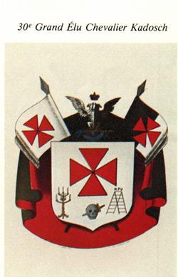 Картинки по запросу Chevalier Kadosh